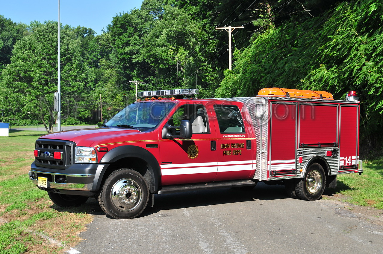 HIGH BRIDGE, NJ SPECIAL SERVICE 14
