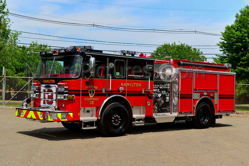 HAMILTON TOWNSHIP, NJ ENGINE 13