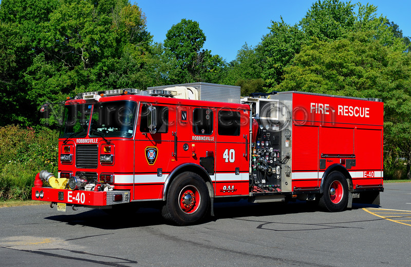 ROBBINSVILLE, NJ ENGINE 40