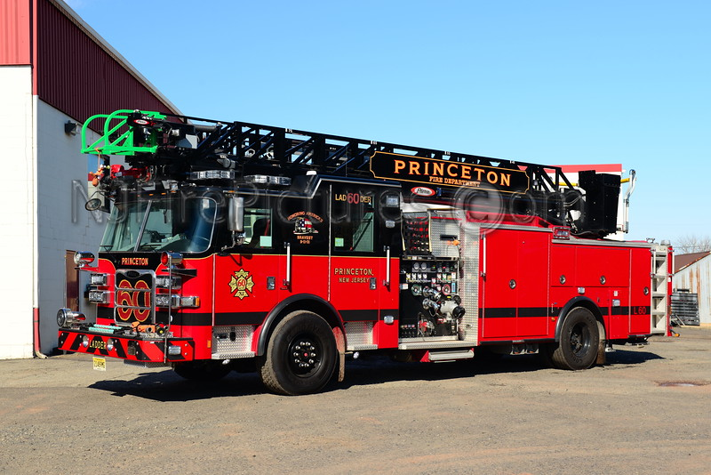 PRINCETON, NJ LADDER 60