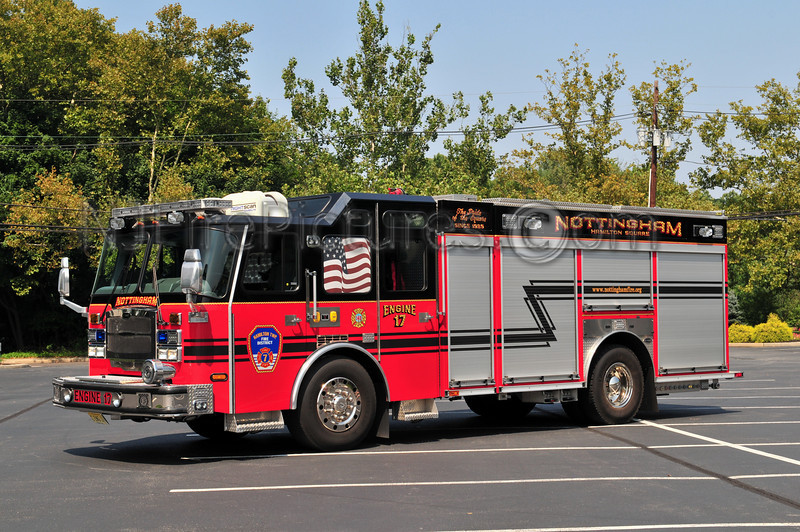 HAMILTON TOWNSHIP, NJ ENGINE 17
