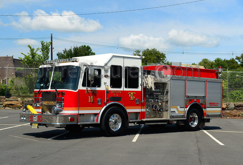 TRENTON, NJ ENGINE 10