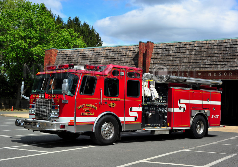 WEST WINDSOR, NJ ENGINE 43