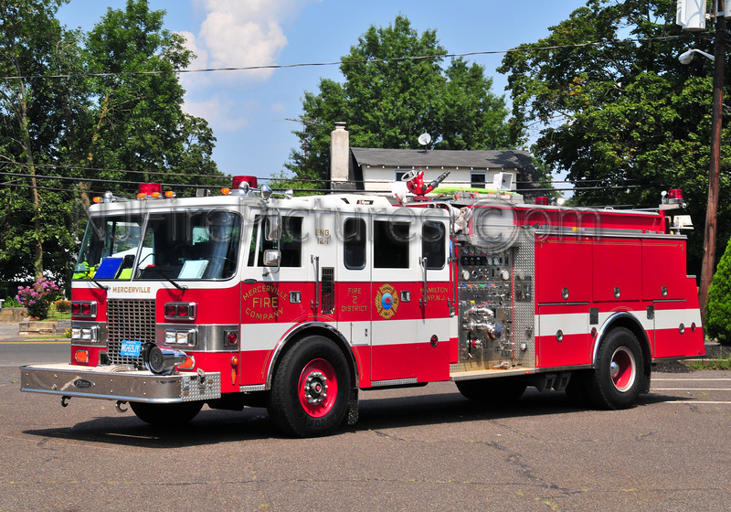 HAMILTON TOWNSHIP, NJ ENGINE 12-1