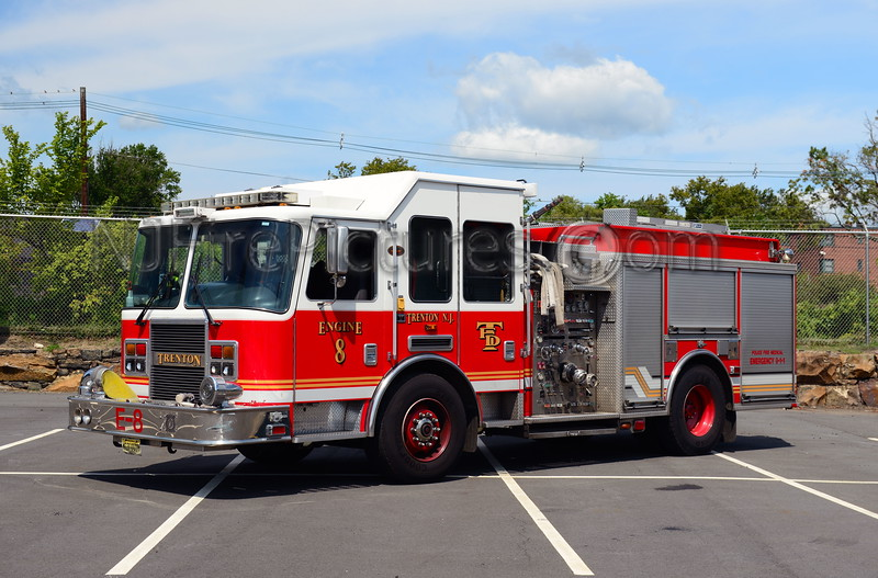 TRENTON, NJ ENGINE 8