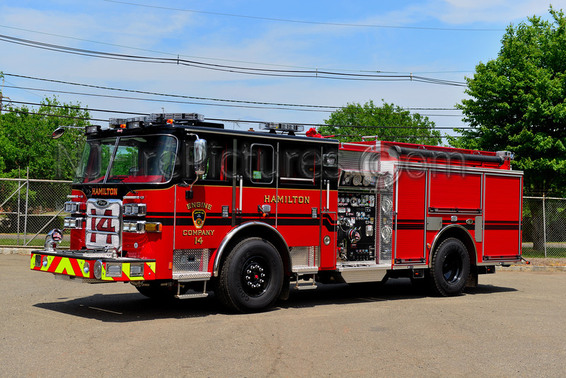 HAMILTON TOWNSHIP, NJ ENGINE 14