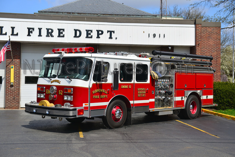 HOPEWELL, NJ ENGINE 52