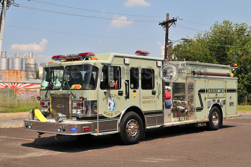 HAMILTON TOWNSHIP, NJ ENGINE 14-1