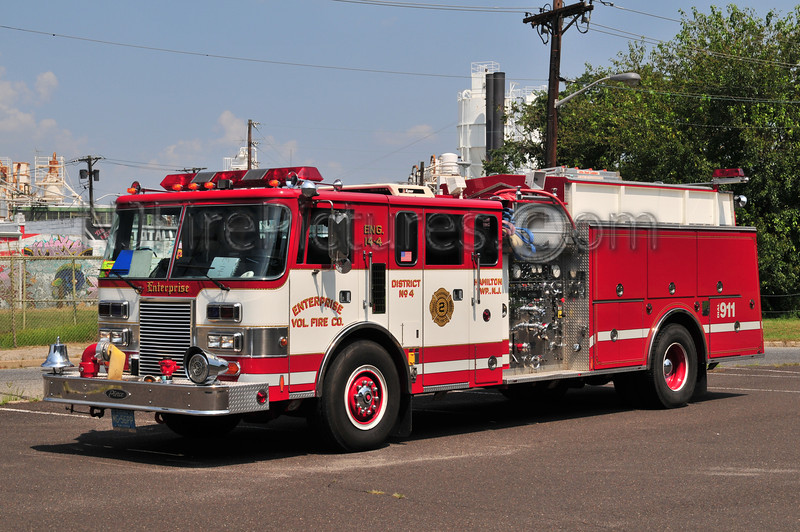 HAMILTON TOWNSHIP, NJ ENGINE 14-4