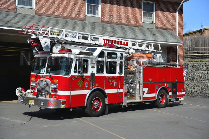 TITUSVILLE, NJ TELESQUIRT 53
