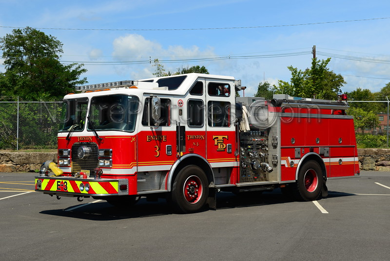 TRENTON, NJ ENGINE 3