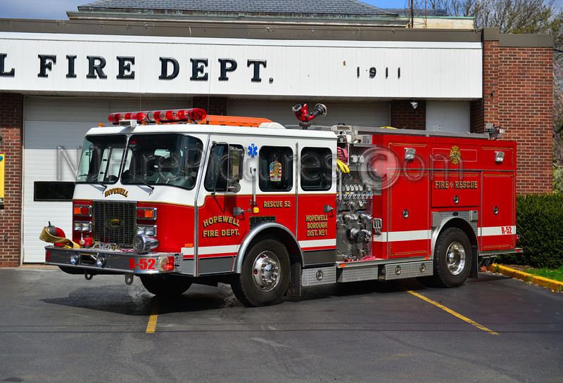 HOPEWELL, NJ RESCUE 52