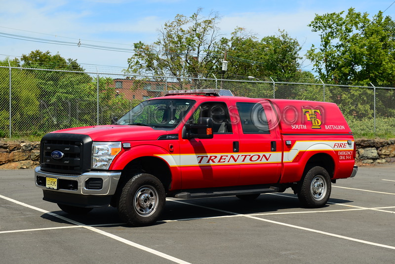 TRENTON, NJ SOUTH BATTALION CHIEF