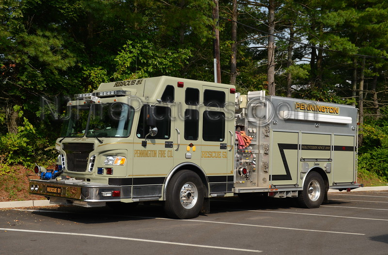 PENNINGTON, NJ RESCUE 51