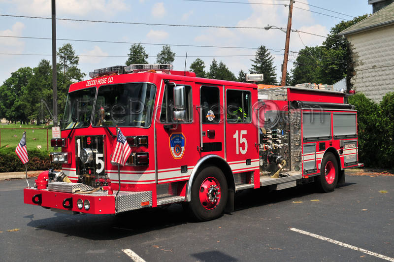 HAMILTON TOWNSHIP, NJ ENGINE 15