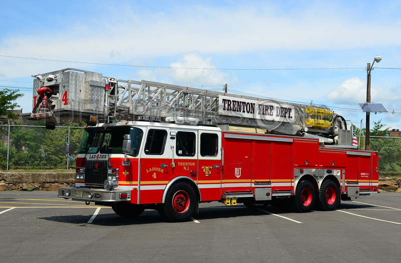 TRENTON, NJ LADDER 4