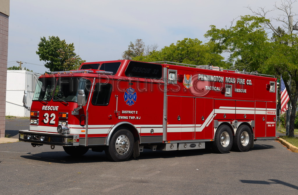 MERCER COUNTY FIRE APPARATUS - njfirepictures