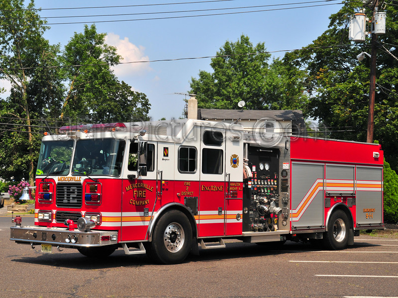 HAMILTON TOWNSHIP, NJ ENGINE 12