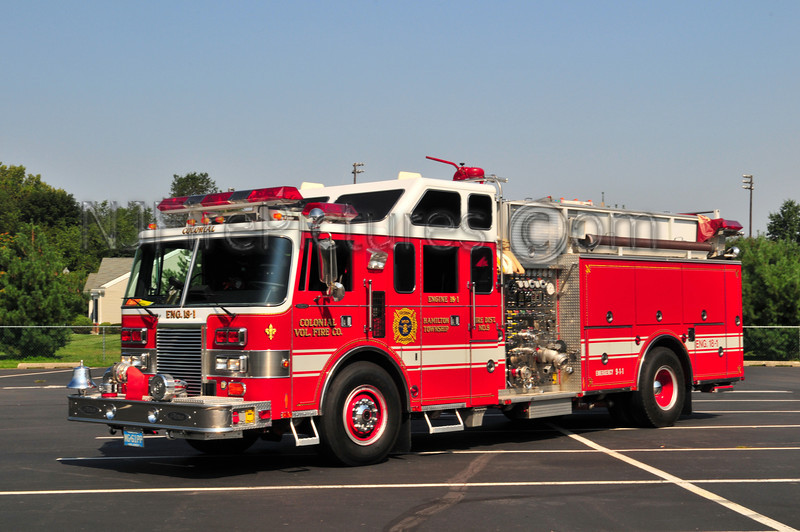 HAMILTON TOWNSHIP, NJ ENGINE 18-1