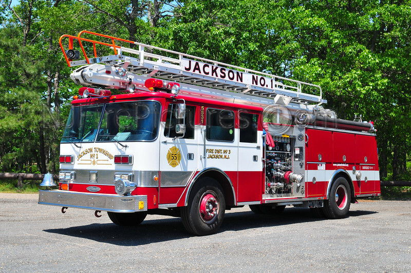JACKSON TWP, NJ ENGINE 5531