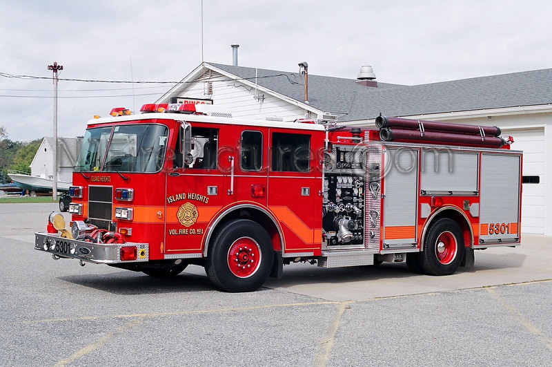 ISLAND HEIGHTS, NJ ENGINE 5301