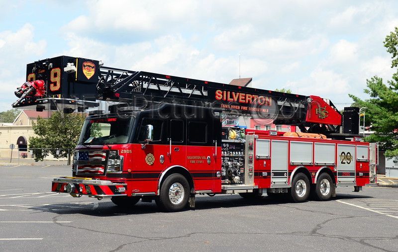 TOMS RIVER, NJ SILVERTON FIRE CO. TOWER 2905