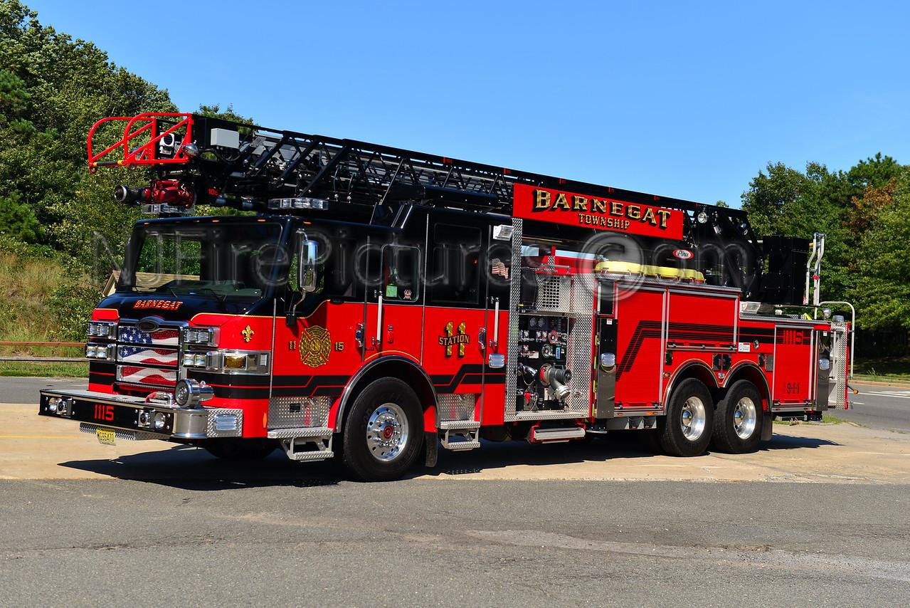 BARNEGAT, NJ LADDER 1115