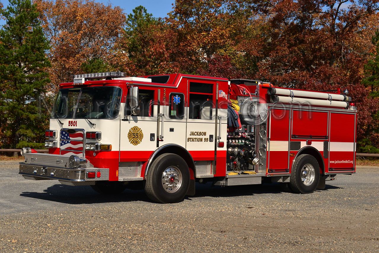 JACKSON TOWNSHIP, NJ ENGINE 5501