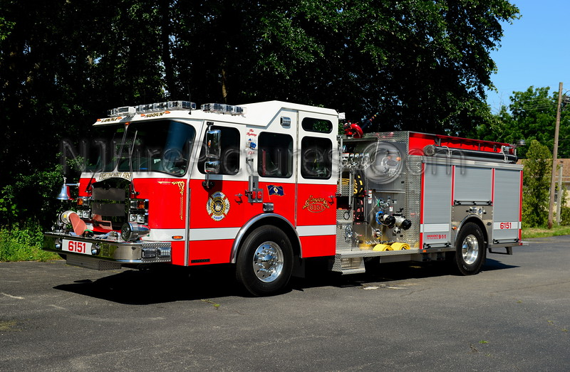 LANOKA HARBOR, NJ ENGINE 6151