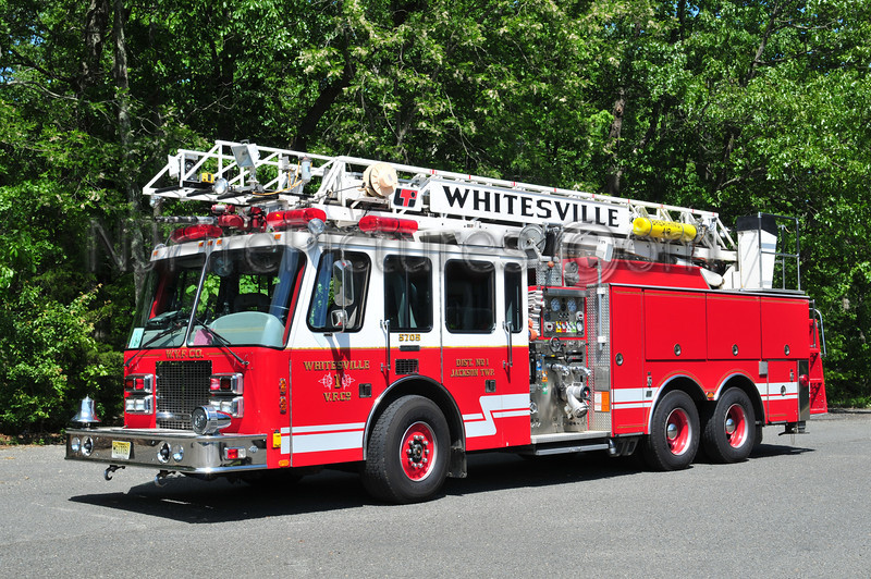 JACKSON TWP, NJ (WHITESVILLE) lADDER 5705