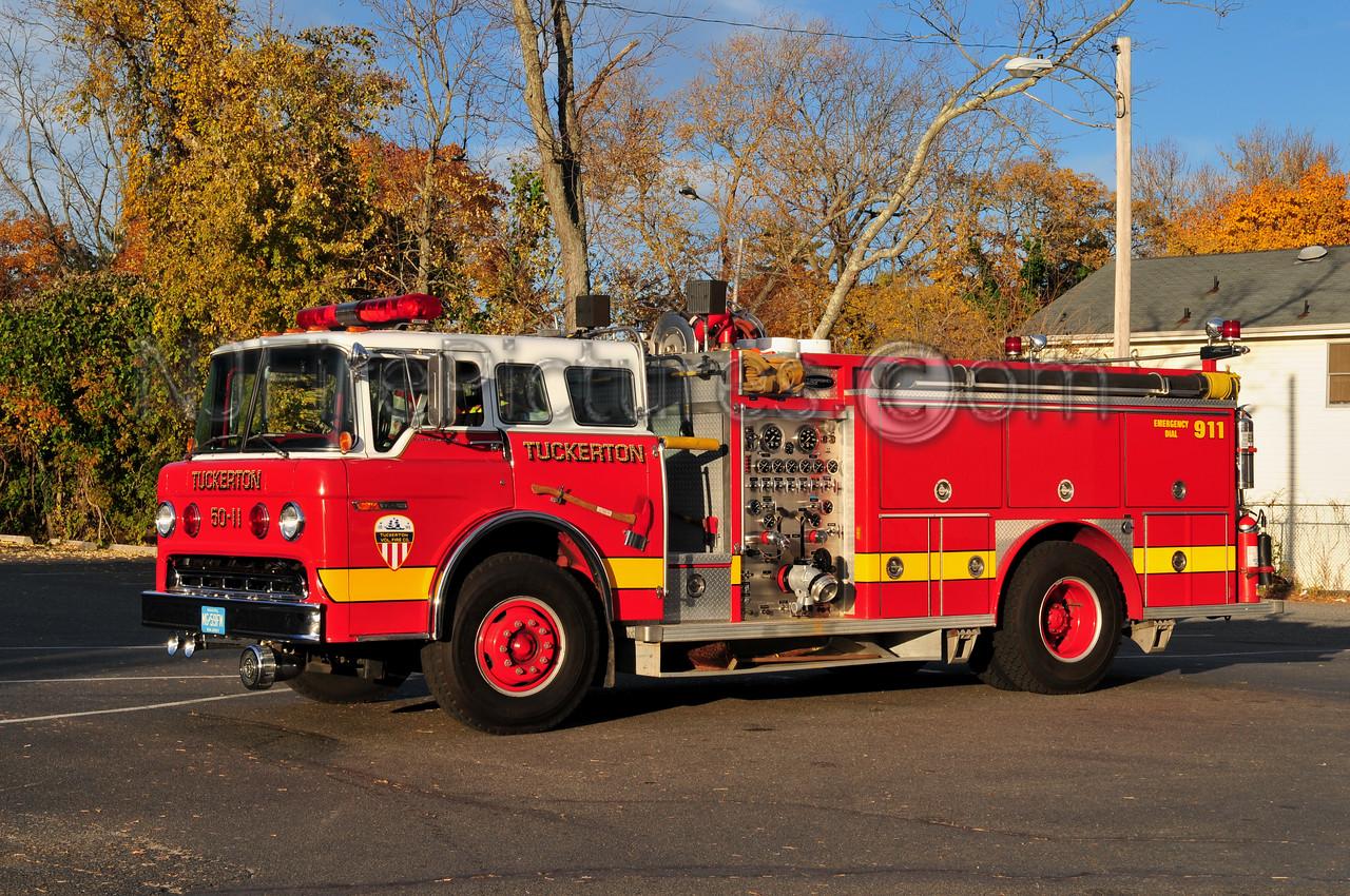 TUCKERTON, NJ ENGINE 5011