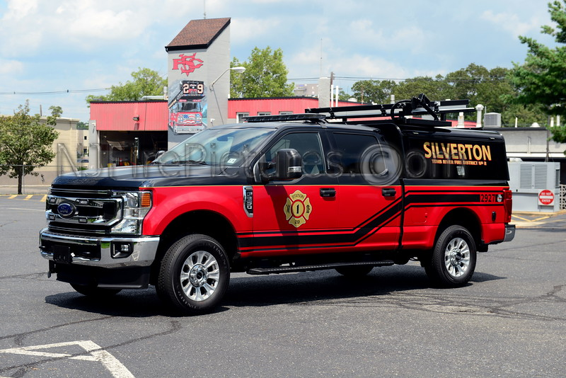TOMS RIVER, NJ SILVERTON FIRE CO. UTILITY 2927