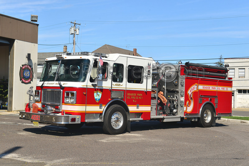 SEASIDE PARK, NJ ENGINE 4521