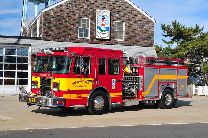 BARNEGAT LIGHT, NJ ENGINE 1321
