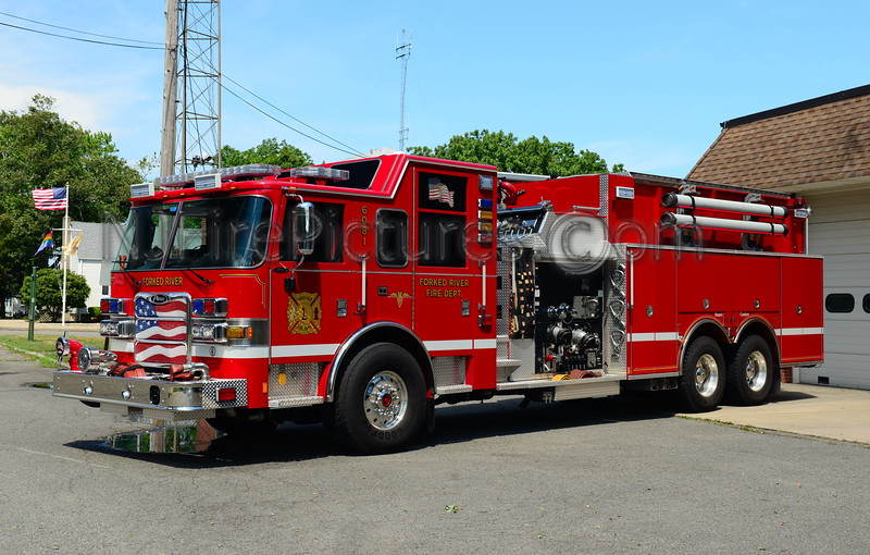 FORKED RIVER, NJ ENGINE 6081