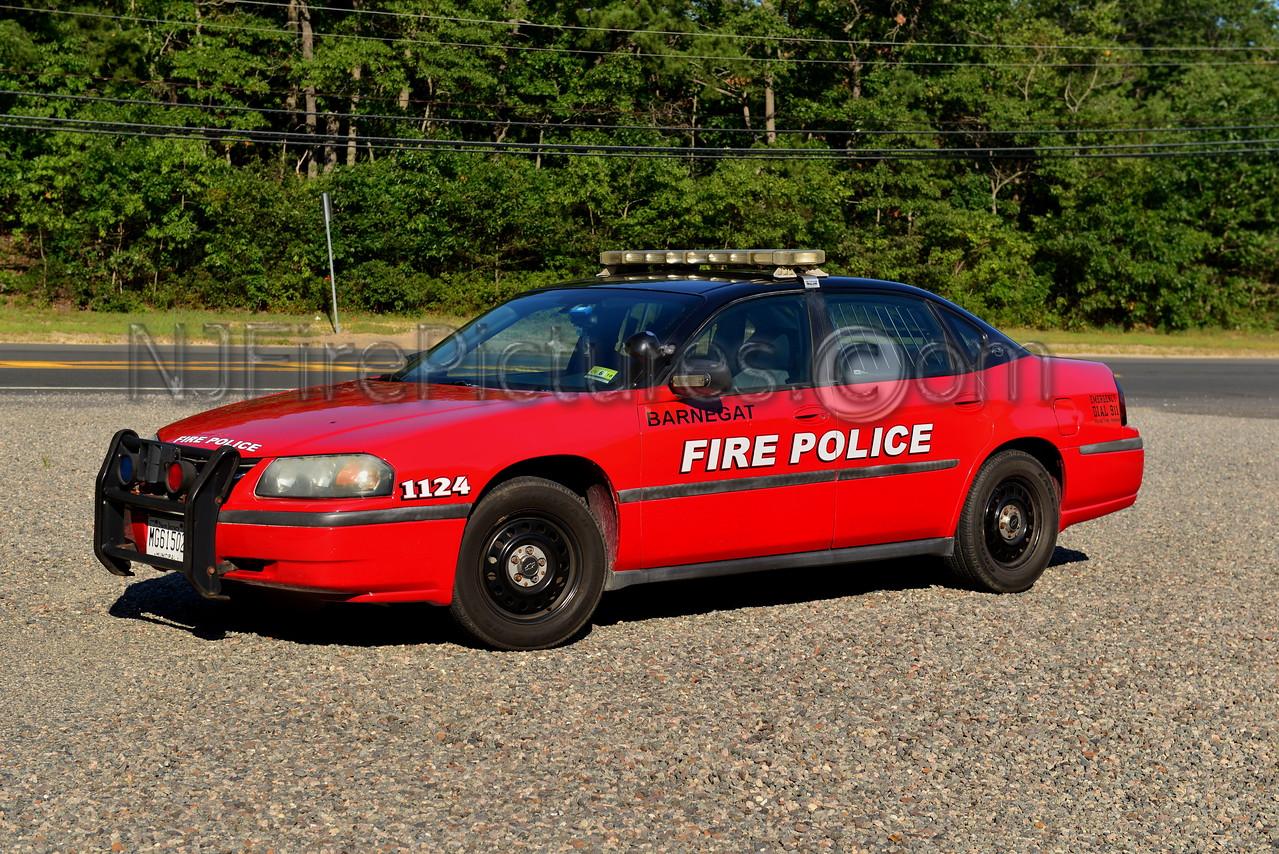 BARNEGAT, NJ FIRE POLICE 1124