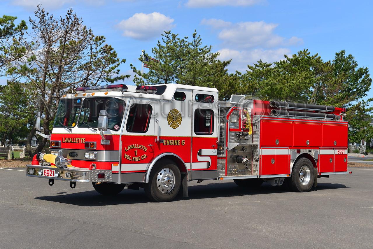 LAVALETTE, NJ ENGINE 6921