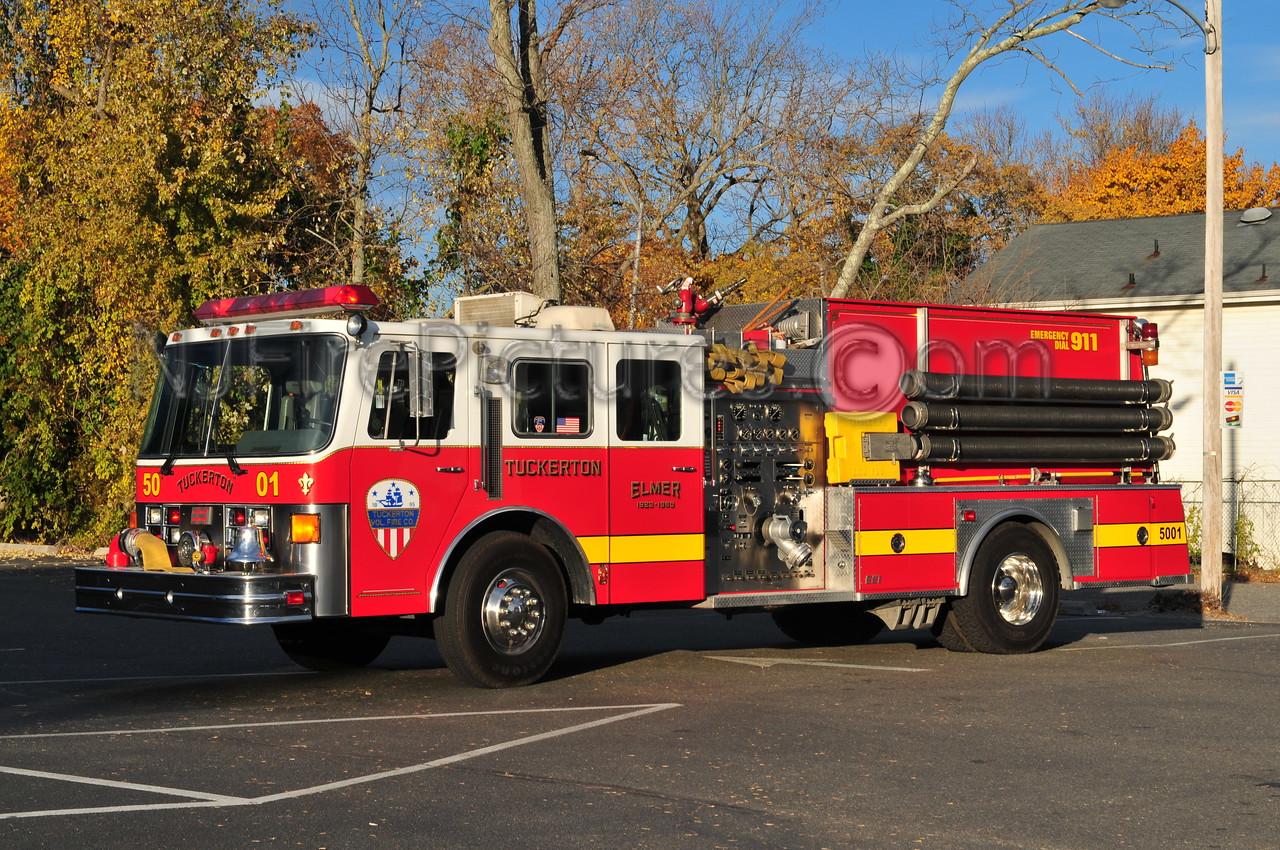 TUCKERTON, NJ ENGINE 5001