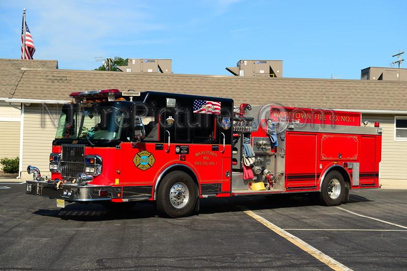 WARETOWN, NJ ENGINE 3631