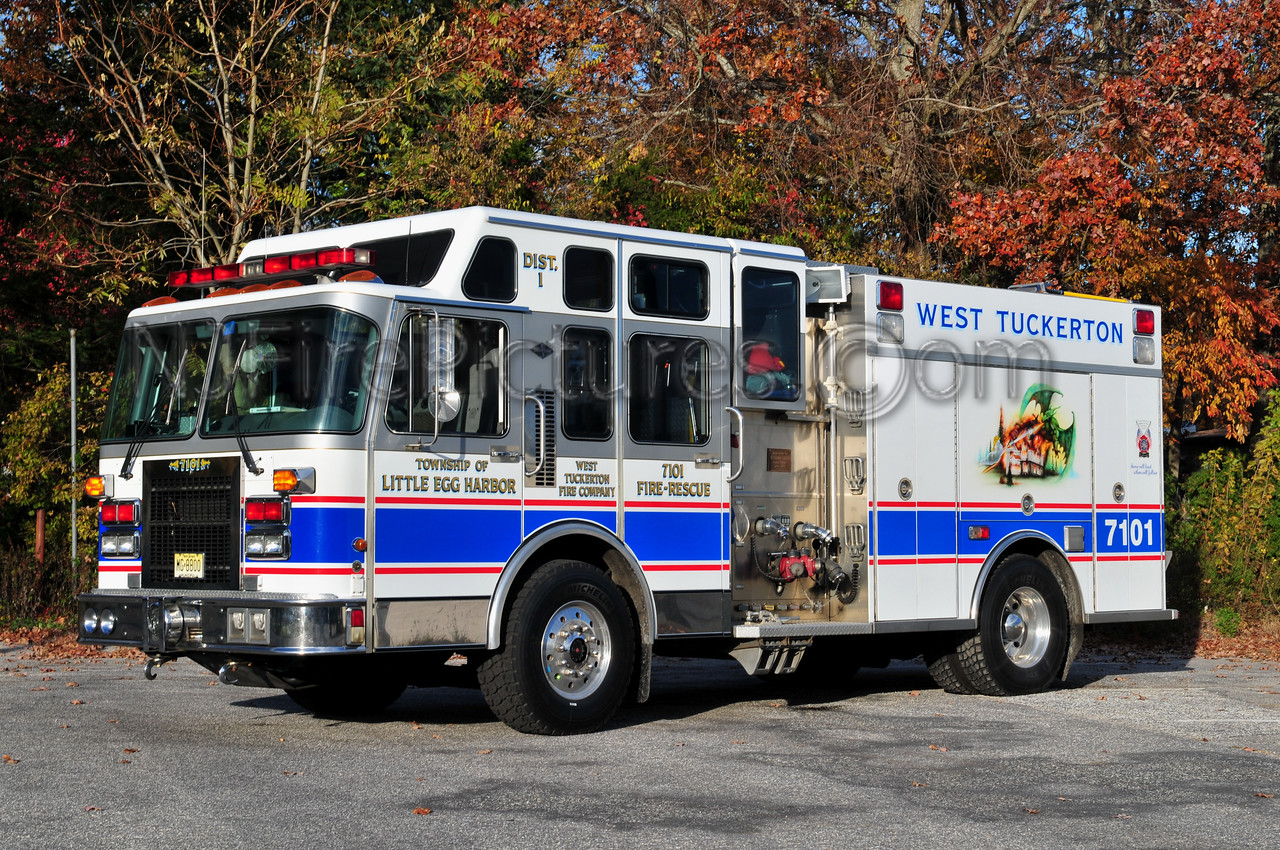 LITTLE EGG HARBOR, NJ (WEST TUCKERTON) ENGINE 7101