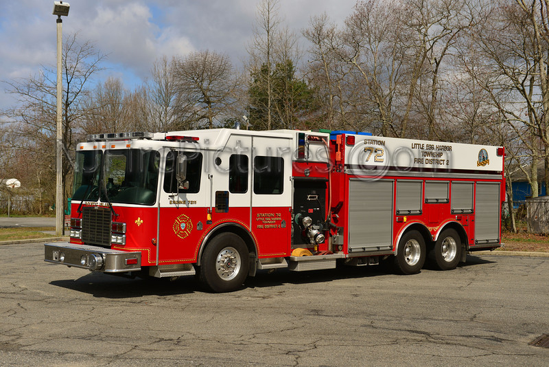 LITTLE EGG HARBOR, NJ MYSTIC ISLAND ENGINE 7211