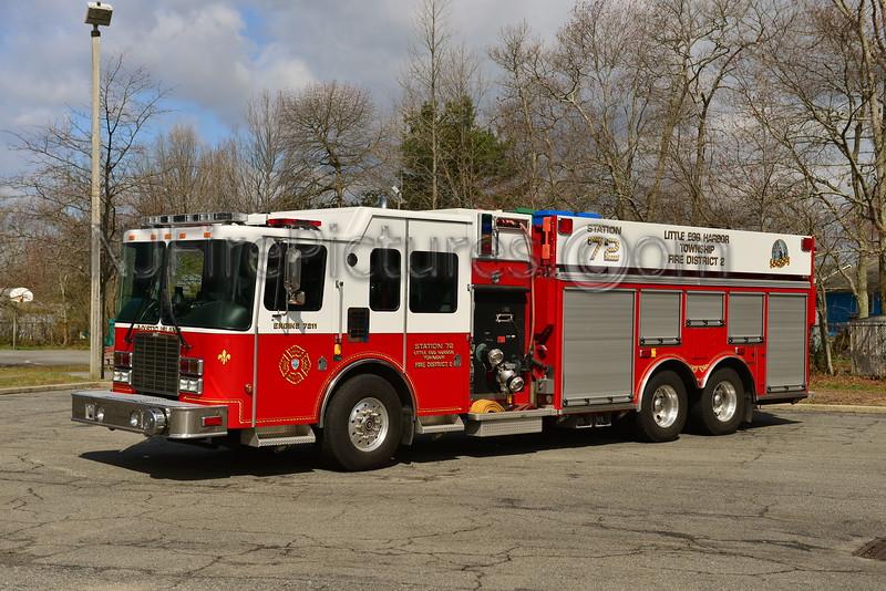 LITTLE EGG HARBOR, NJ MYSTIC ISLAND ENGINE 7211