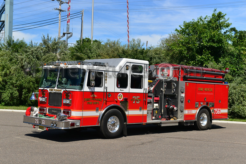 POINT PLEASANT BORO, NJ ENGINE 7561