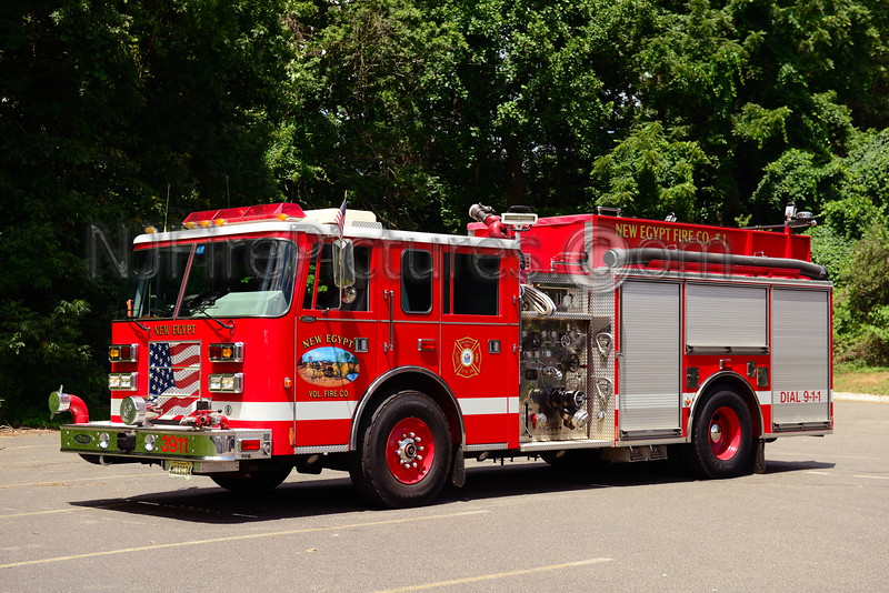 PLUMSTED TWP, NJ (NEW EGYPT) ENGINE 3911