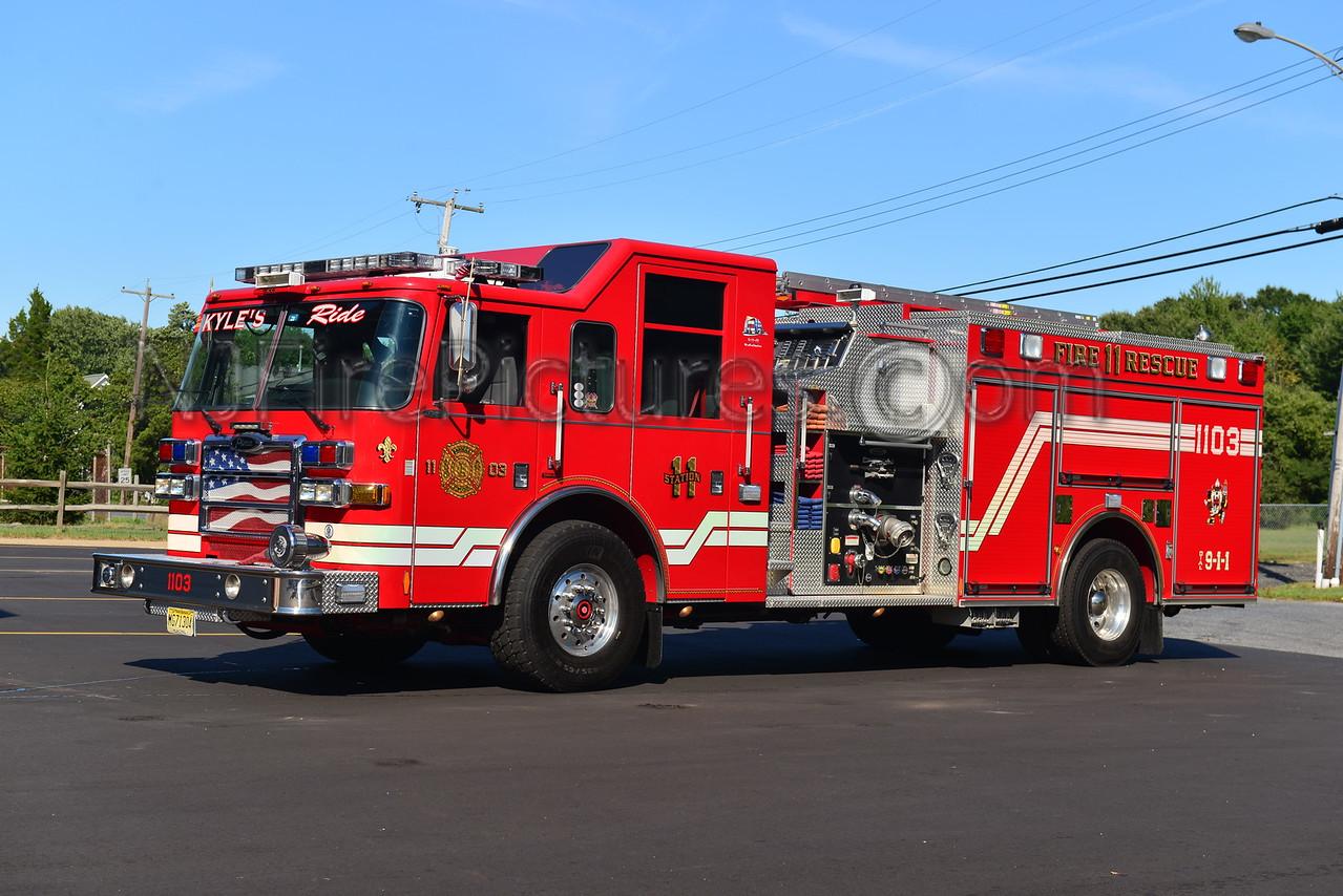 BARNEGAT, NJ ENGINE 1103