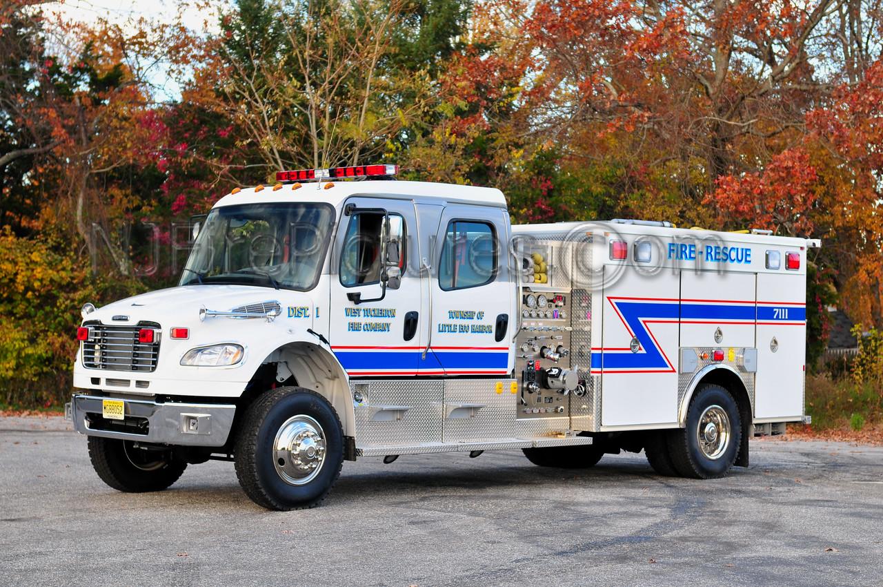 LITTLE EGG HARBOR (WEST TUCKERTON) ENGINE 7111