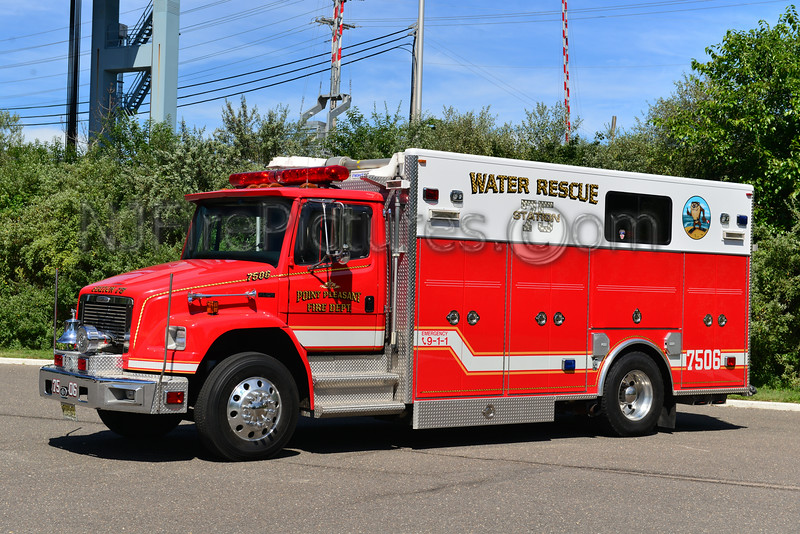 POINT PLEASANT BOROUGH WATER RESCUE 7506