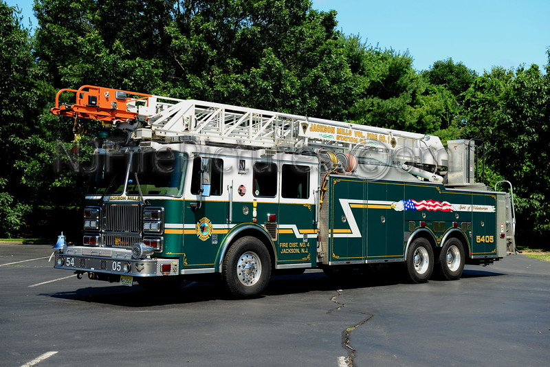 JACKSON MILLS, NJ LADDER 5405