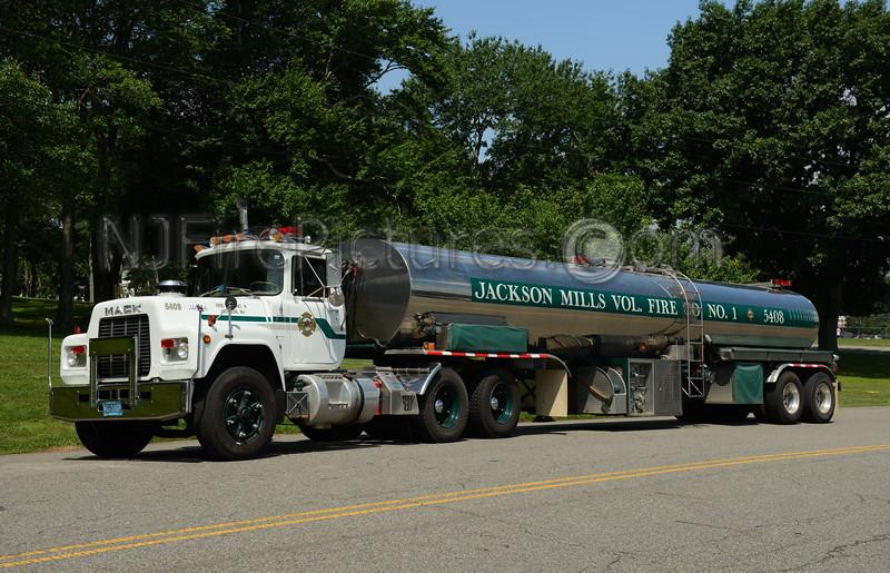 JACKSON MILLS, NJ TANKER 5408