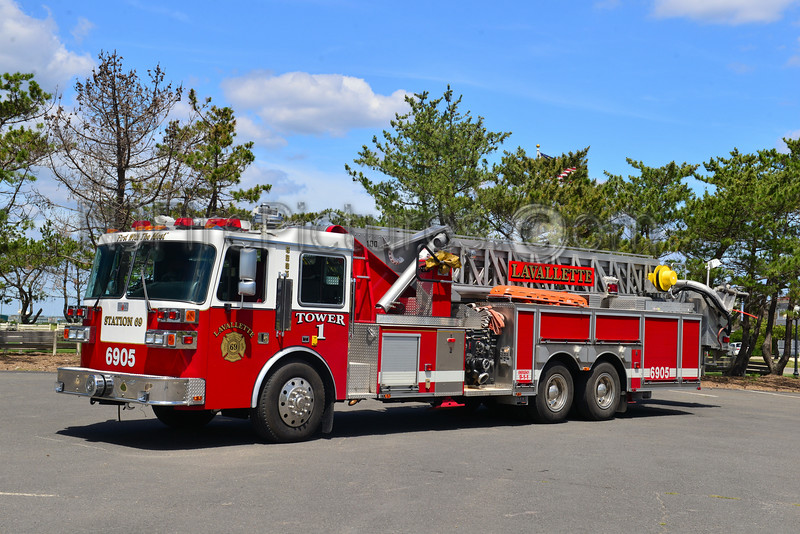 LAVALETTE, NJ TOWER 6905